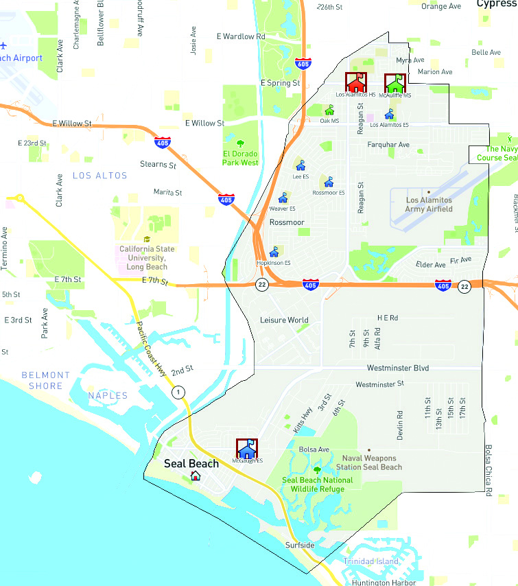 Draft maps prompt Leisure World questions - EVENT NEWS